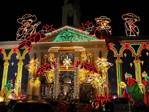 Christmas-in-Puerto-Rico du học Mỹ