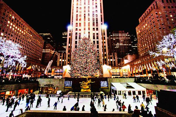 christmas_in_new_york du học Mỹ