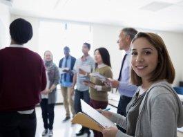Những lớp dự bị thường có quy mô nhỏ tạo điều kiện thuận lợi cho sinh viên