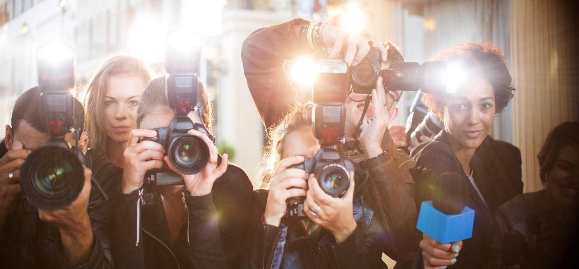Yêu cầu thực hành, tác nghiệp với sinh viên báo chí luôn rất cao