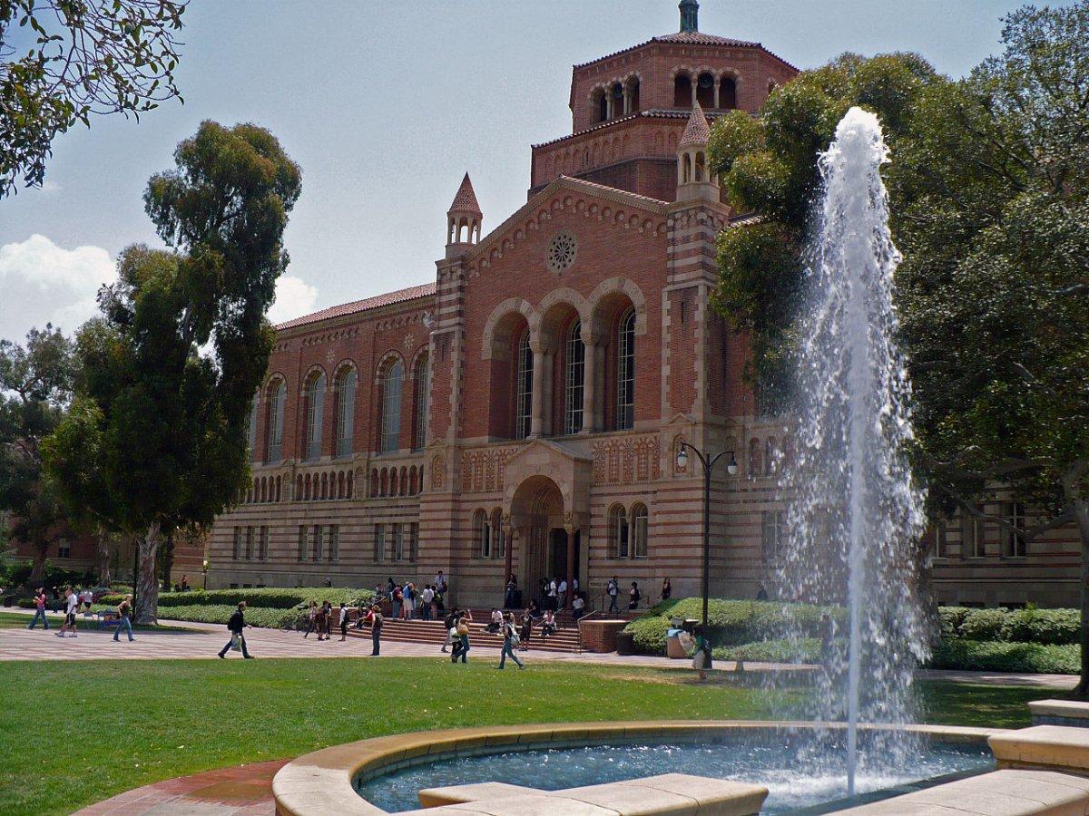no-2-university-of-california-at-los-angeles 10 đại học công lập tốt nhất Hoa Kỳ 2015